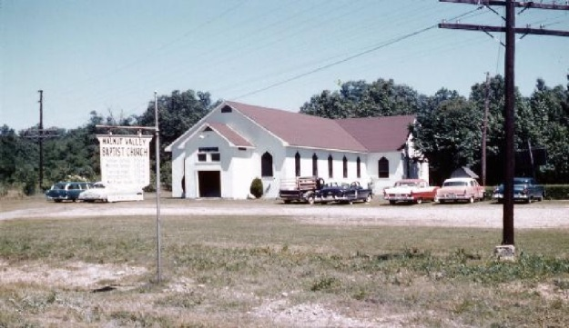 Walnut Valley Baptist Church