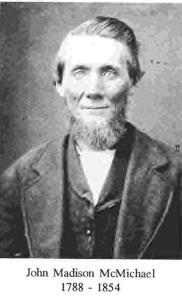 John Madison McMichael